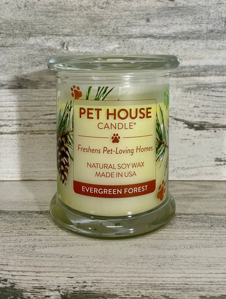 Pet House Candle