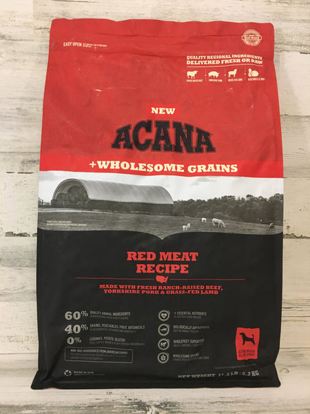 Acana Heritage Meats Wholesome Grain Dry Dog Food