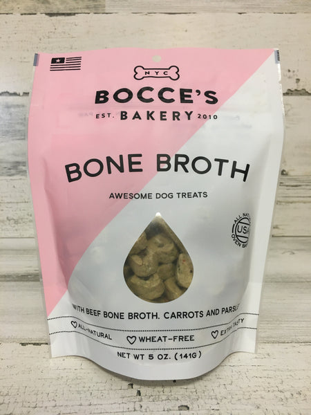Bocce's Bone Broth Biscuits