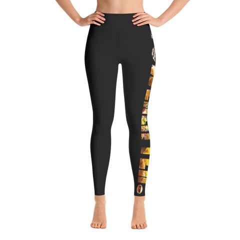 POWERLIFTER Premium Yoga Leggings