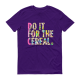 Purple DIFT Cereal Tee