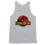 JURASSIC PARK FLEXIBLE DIETING Tee