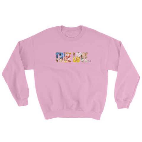 TRUE LOVE DONUTS Crew Neck