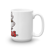 Caffeinated KILLAS Coffee Mug