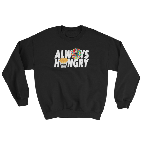 Always Hungry Crew Neck
