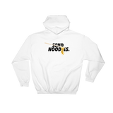 IIFYM Send Noodes Back Unisex Hooded Sweatshirt