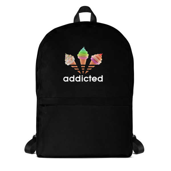 ADDICTED Back Pack