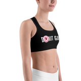 DONUT GANG Sports bra