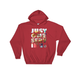 JUST ONE SERVING Hoodie