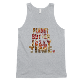 Peanut Butter Jelly Time Men's Tank