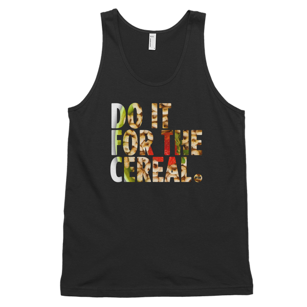 DIFT CEREAL Cheerios Men's Tank