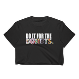 DIFT Donuts v10 Crop Tee