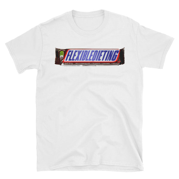 SNICKERS FLEXIBLE DIETING TEE