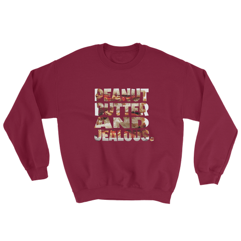 Peanut Butter and Jealous Crew Neck