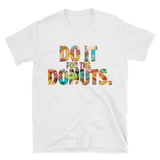 THIN BLUE LINE Donuts Tee