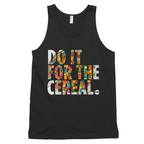 DIFT CEREAL FRUITY PEBBLES Men's Tank