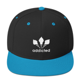 ADDICTED Snapback Hat
