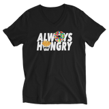 ALWAYS HUNGRY V-Neck Tee