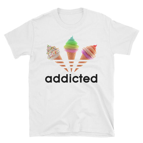 ADDICTED Adidas Ice Cream Tee