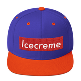 ICECREME #TEAM THICKY SNAP BACK HAT