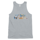 PUMPED BY POPTARTS Mens Tank