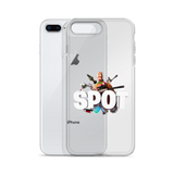 I SPOT YOU DROP iPhone Case