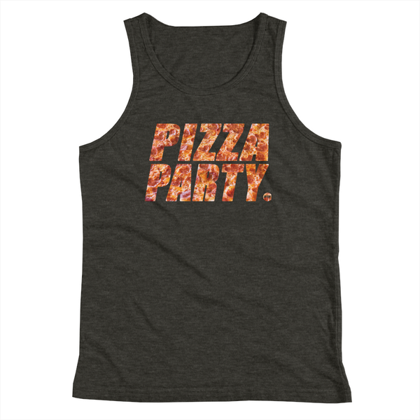 PIZZA PARTY Youth Tank Top