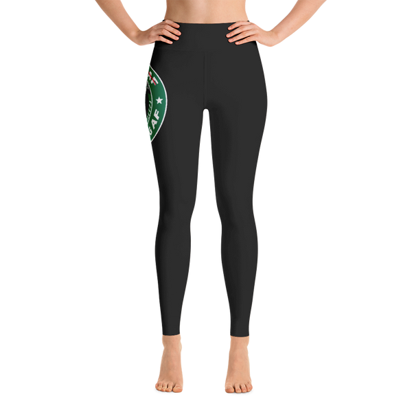 STRONG AF Black Premium Leggings