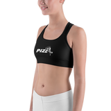 PIZZA DRIP Sports bra