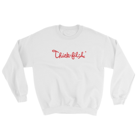Thick fil A Crew Neck