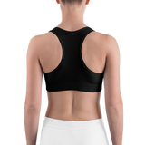 DO YOU LOVE ME? Sports Bra