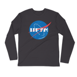 IIFYMNASA Fitted Long Sleeve