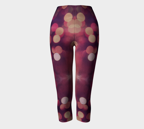 City Lights Dusk Capris