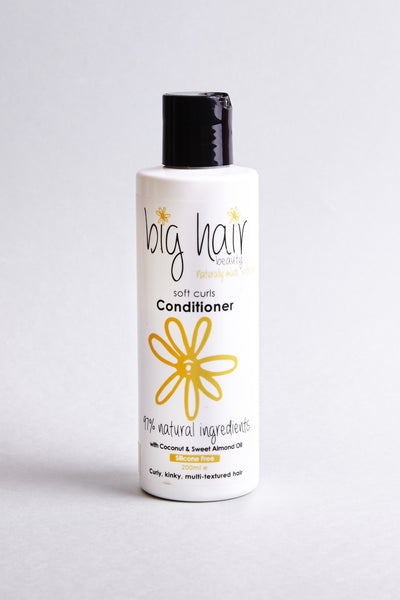 Big Hair Beauty -  Soft Curls Conditioner