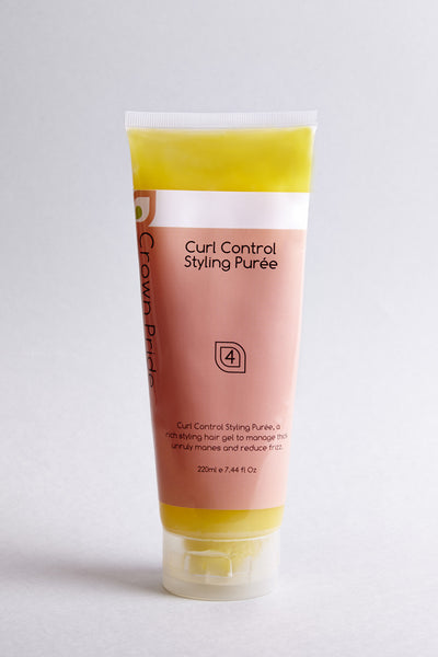 Crown Pride - Curl Control Styling Puree
