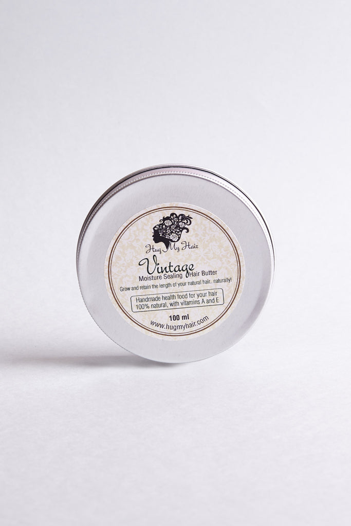 Hug My Hair - Vintage Moisture Sealing Hair Butter
