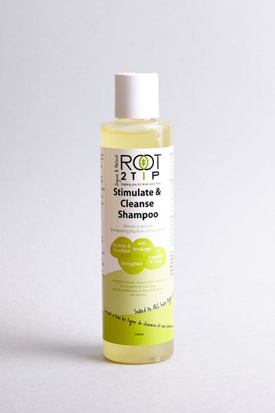 Root 2 Tip - Stimulate & Cleanse shampoo