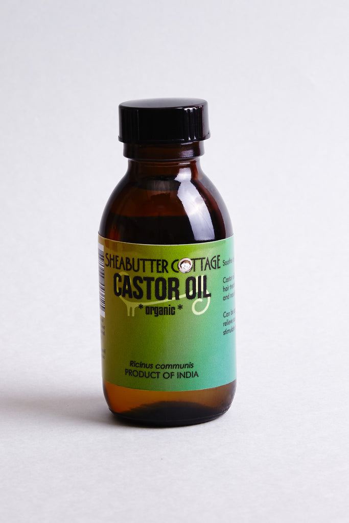 Sheabutter Cottage - Organic Castor Oil