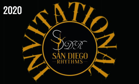 San Diego Rhythms Invitational (Level 7-10, Level 6 with coach approval)