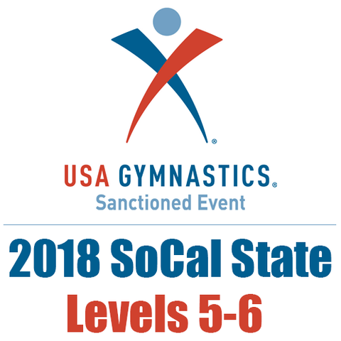 2018 SoCal State Levels 5-6