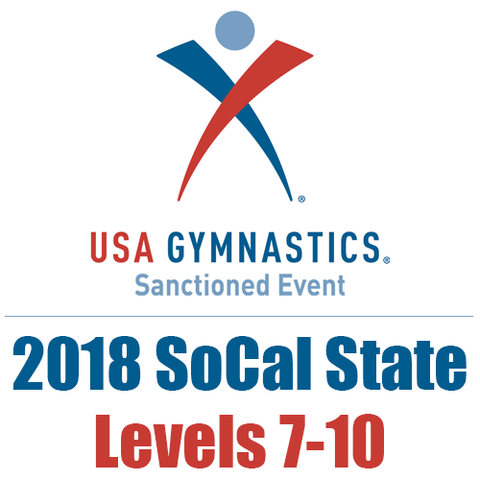 2018 SoCal State Levels 7-10