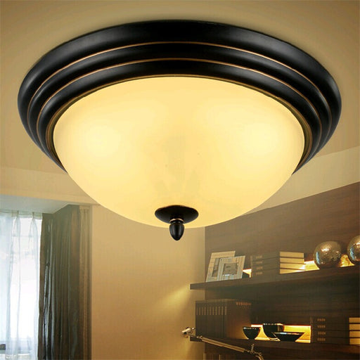 Eleganzo Collection 15W Vintage Ceiling Light