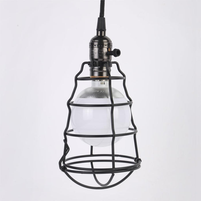 INDUSTRIO COLLECTION METAL ROW BOAT LIGHT