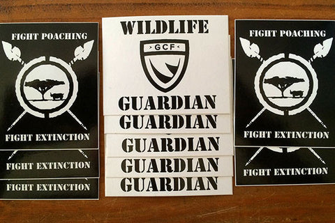 GCF Mixed Sticker Pack
