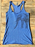 Women's Elephant Tank Top