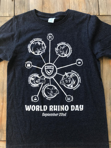 World Rhino Day Shirt