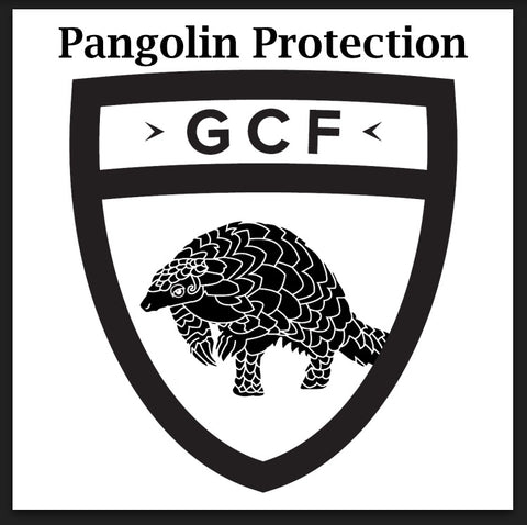 Pangolin Protection Sticker