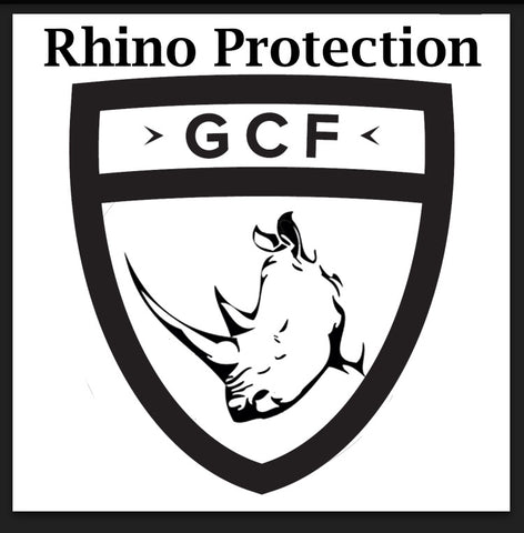 GCF Rhino Protection Sticker