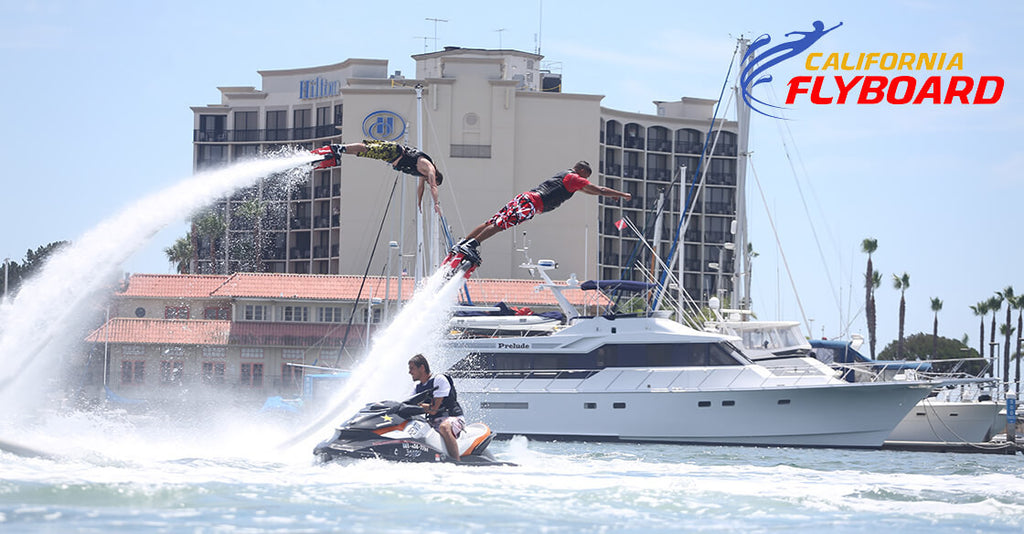 Buying vs Renting a Jet Ski When Flyboarding
