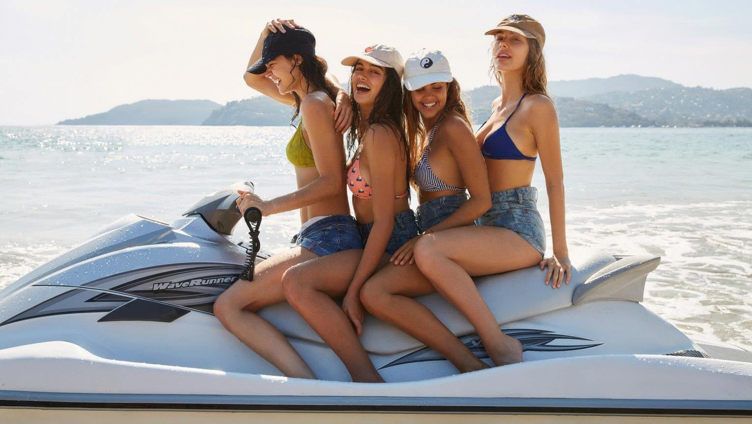 find the perfect personal watercraft